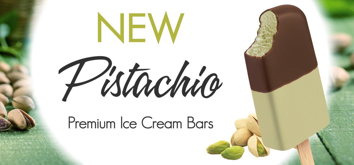 pistachio bars